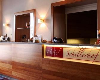 Hotel Schillerhof - Vöcklabruck - Recepce