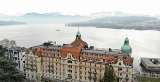 Palace Luzern - Lucerne - Outdoors view