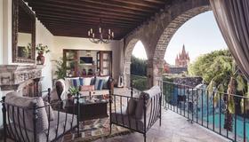 Casa De Sierra Nevada, A Belmond Hotel, San Miguel De Allende - Сан-Мигель де Альенде - Балкон