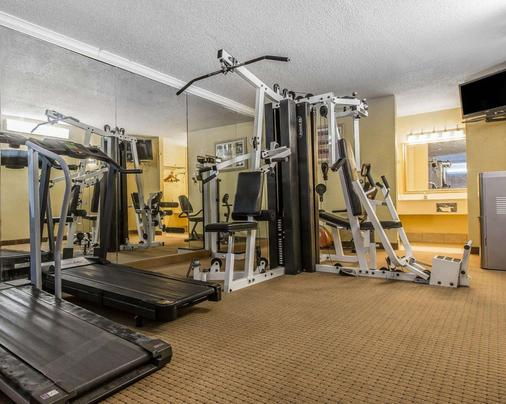 Econo Lodge - Douglas - Gym