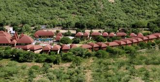 Ananta Spa & Resorts - Pushkar - Outdoor view