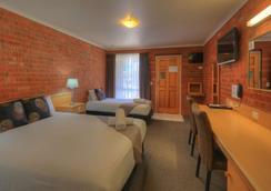Pevensey Motor Lodge - Echuca - Makuuhuone