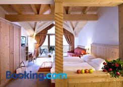 Chalet Tianes - Castelrotto - Bedroom
