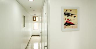 Kimchee Sinchon Guesthouse - Hostel - Seoul - Hallway