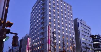 Apa Hotel Yokohama-Kannai - Yô-kô-ha-ma - Toà nhà