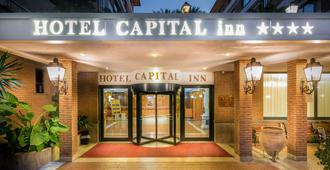 Capital Inn - Rome - Building