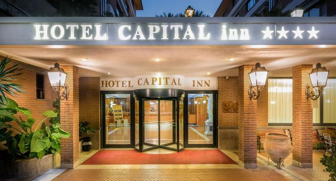 Capital Inn - Rome - Building