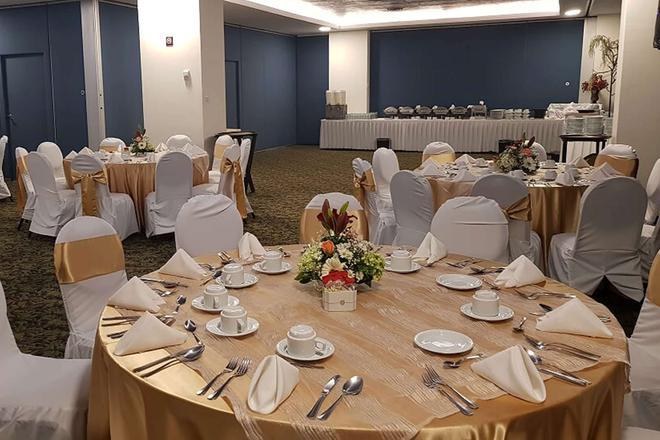 Ramada Plaza by Wyndham Veracruz Boca del Rio - Boca del Río - Sala de banquetes