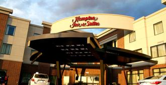 Hampton Inn & Suites Salt Lake City/University-Foothill Dr - Salt Lake City - Gebäude