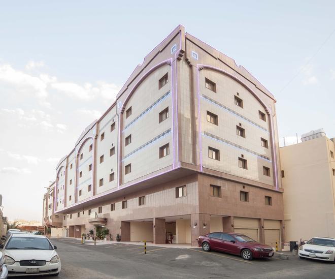 Al Ezzah Palace Hotel Suites - Jedda - Rakennus