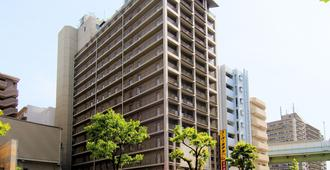 Super Hotel Osaka Natural Hot Springs - Осака - Здание