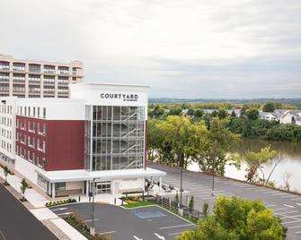 Courtyard by Marriott Albany Troy/Waterfront - Troy - Building