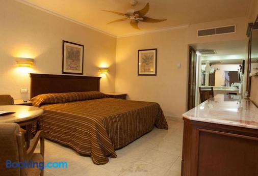 聖天使酒店 - 埃莫西約 - 埃莫西約 - 臥室