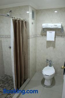 聖天使酒店 - 埃莫西約 - 埃莫西約 - 浴室