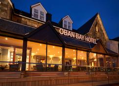 Oban Bay Hotel - Oban - Budynek