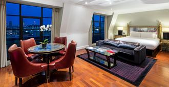 Radisson Blu Edwardian Hampshire - London - Schlafzimmer