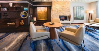 Fairfield Inn & Suites Valdosta - Valdosta - Living room