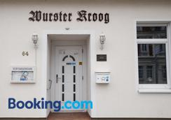 Hotel Garni Wurster Kroog - Bremerhaven - Outdoors view