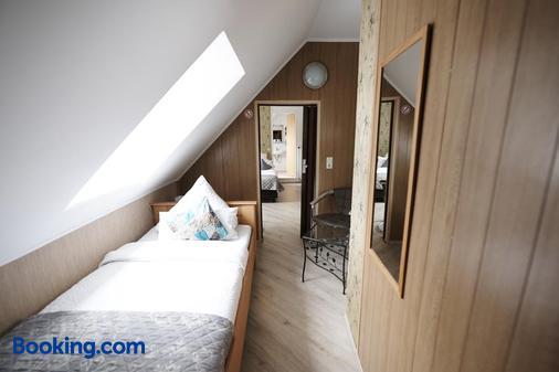 Hotel Garni Wurster Kroog - Bremerhaven - Bedroom