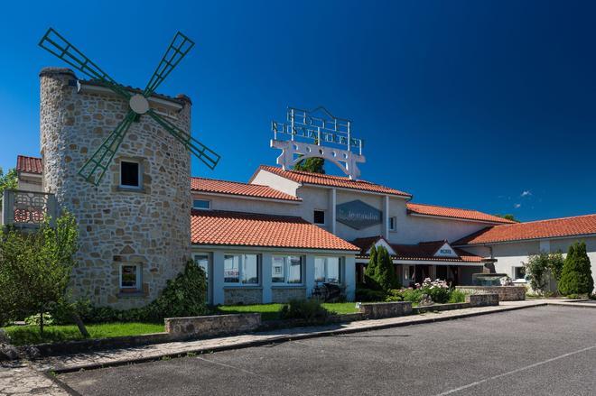 Le Moulin des Gardelles - Riom - Edificio