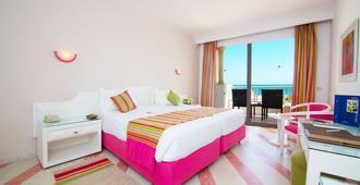 Golden Tulip Taj Sultan Resort - Hammamet - Κρεβατοκάμαρα