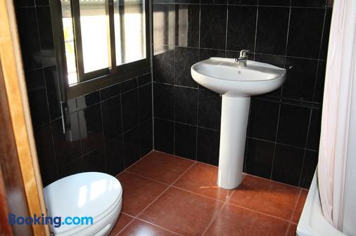 Hostal Bocanegra - Granada - Bathroom