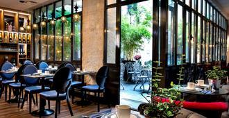 Hotel Mademoiselle - פריז - מסעדה