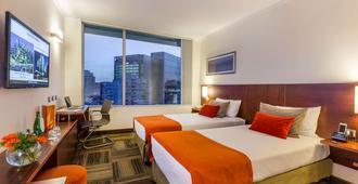 Best Western Premier Marina Las Condes - Santiago de Chile - Schlafzimmer