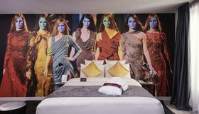Mercure Paris Place D'italie - Paris - Schlafzimmer