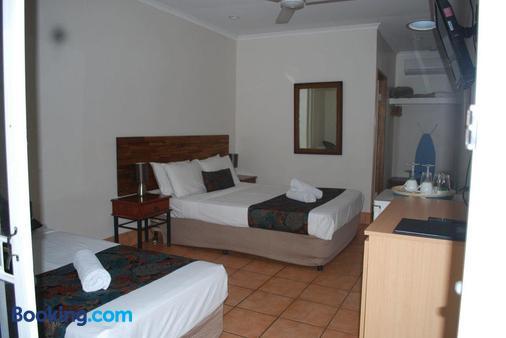 Rainforest Motel - Mission Beach - Schlafzimmer