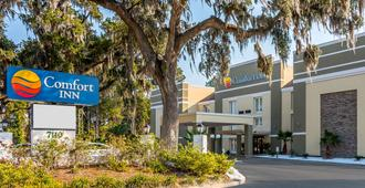 Comfort Inn - Savannah - Building