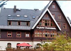 Berghotel Friedrichshöhe - Altenberg - Bâtiment