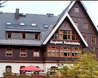 Berghotel Friedrichshöhe - Altenberg - Building