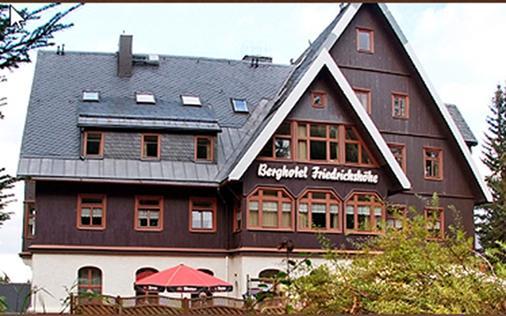 Berghotel Friedrichshöhe - Altenberg - Edificio