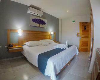 Hotel Casa Vista - Paraiso - Slaapkamer