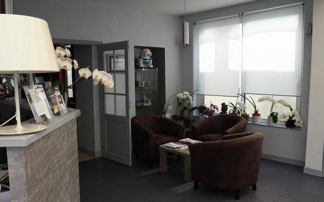 Hotel Mona Lisa - La Baule-Escoublac - Κρεβατοκάμαρα