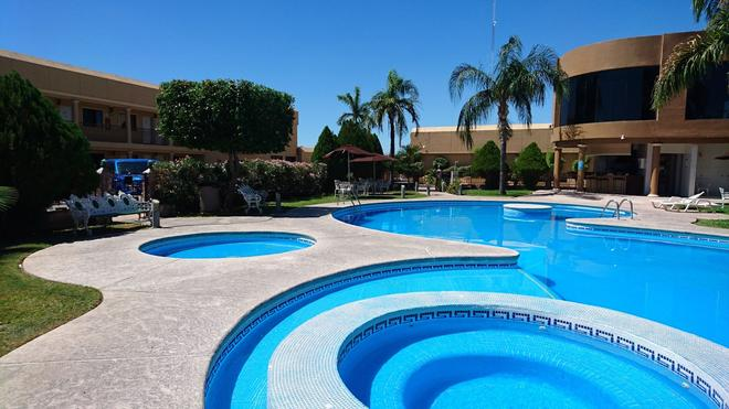 Hotel San Angel - Hermosillo - Πισίνα