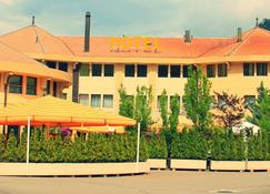 Hotel Porte D'octodure - Martigny - Building