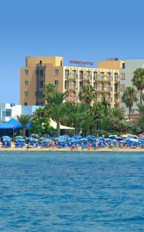 Stamatia Hotel - Ayia Napa - Toà nhà