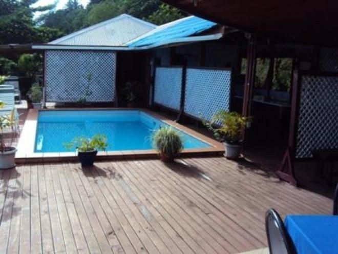 Galusina Hotel - Solosolo - Pool