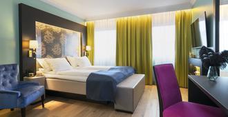 Thon Hotel Terminus - Oslo - Bedroom