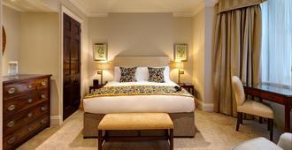 公爵酒店 - 倫敦 - 倫敦 - 臥室