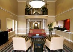 坦帕 - 機場 - 西岸大道美洲長住酒店 - 坦帕 - 坦帕 - 大廳