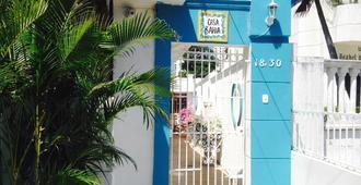 Casa Hostal Bahia - Cartagena - Outdoor view