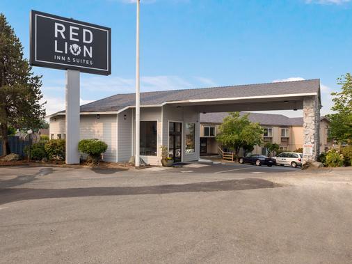 Red Lion Inn & Suites Grants Pass - Grants Pass - Toà nhà