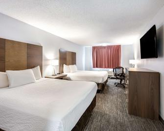 Red Lion Inn & Suites Grants Pass - Grants Pass - Schlafzimmer