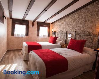 Palacito de la Rubia - Chinchón - Schlafzimmer