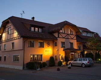 Landhotel Mohren - Wangen im Allgäu - Edificio