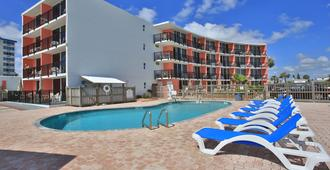 Cove Motel Oceanfront - Daytona Beach - Pool