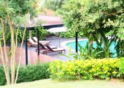Chaw Ka Cher Tropicana Lanta Resort - Ланта - Бассейн